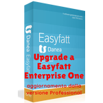 "Upgrade a Danea Easyfatt Enterprise One 2021 - aggiornamento da ""Professional"""