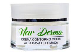 Crema contorno occhi alla bava di lumaca New Derma 30 ml