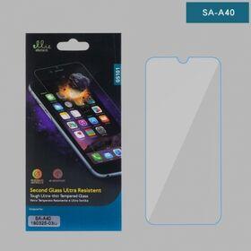Pellicola vetro temperato per Samsung Galaxy A40 Resistente e ultra sottile