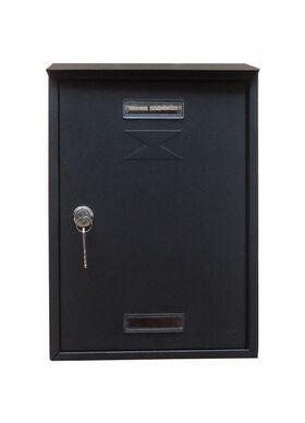 abazar-store-cassetta-postale-con-serratura-a-chiave-cifrata-tetto-anti-pioggia-colore-antracite