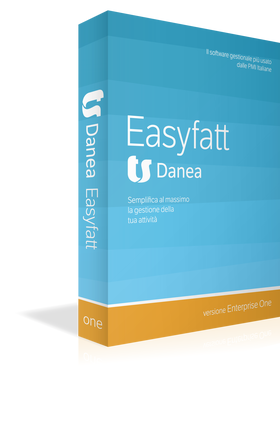 Danea Easyfatt Enterprise One 2021 - Software Gestionale Fatturazione